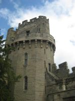 Warwick Castle Stock 28 by CoolCurry-Stock