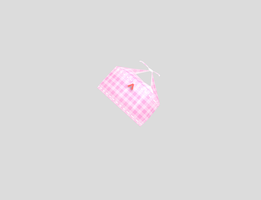 MMD Girly bag by amiamy111
