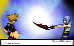 KH Battle by ObsessedShinigami
