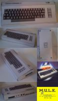 Cubee - Commodore 64 by 7ater