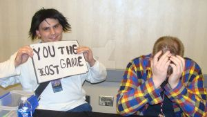 Patrick Seitz LOST THE GAME by Chaosgamer137