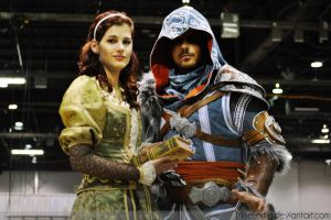ACen: Assassin's Creed Cosplay by MikeFertig