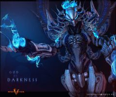 dark god MK IV by kingtobar
