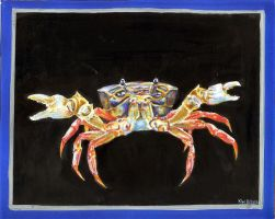 african crab by EatToast