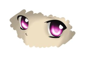 Anime Eyes Test by replayexe