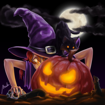 This is Halloween 2016! by zarthossa