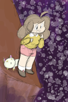 Bee and Puppycat by DickQuint