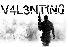 Valentino - V4L3NT1N0 - COD - Call of duty by jamaicavb