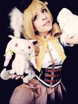 Mami Tomoe by JillianPandemonium