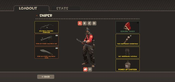My Sniper Loadout by WTK55