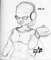 Girl 12 by dmario