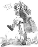 Iffy stomp by AlloyRabbit