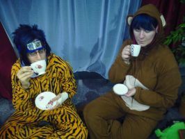 Sipping Tea London MCM Expo by StarCrossedPsycho