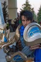 League of Legends - Garen by Anti-Roxas-99
