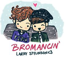 Larry Stylinson by xGottaBe1D