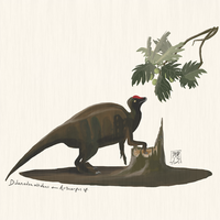 A Little Cheneosaur by MattMart