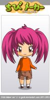 Chibi Natsumi by tails-fangirl