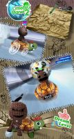 Little Big Planet 2 Contest by Tworas
