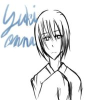 OC Character Yuki onna(Male ver.)[Request drawing] by selrebro