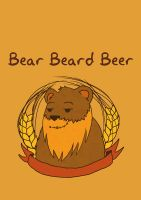 Bear, Beard, Beer by VictorPaiam