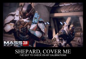 Shepard, Cover Me by conceptconcerto