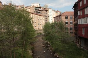 The Tanneries and the Cance river by OlcanRaider