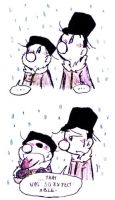Snowy time by AKHTS