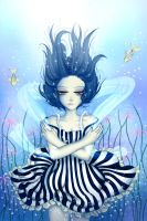 Underwater Princess//Juvia by soshi185