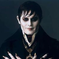 *Rare* Barnabas Collins smiling by michelleable