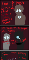 Why The Jokes Aren't Funny by soundandscar