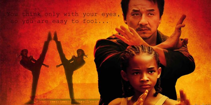 Karate Kid Wallpaper by SilentSDesigns