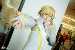 Kagamine Len Append by Lyeon9511
