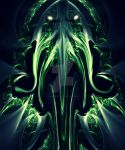 My Cthulhu by SelkisFritz