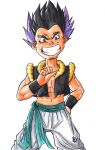 Gotenks by greatpunch10