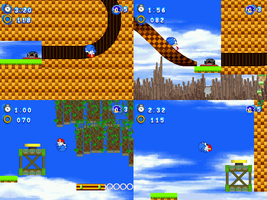 SG FanGame Classic Sonic Foto 5 y 6 (NO FAKE) by facundogomez