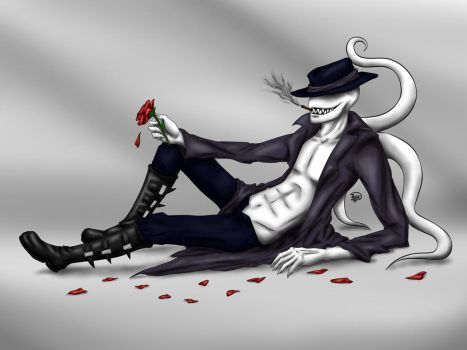 Sexual Offenderman by aqilesbailo