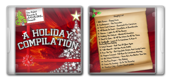 Holiday Compilation Artwork by mario-182