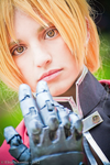 Edward Elric by KICKAcosplay