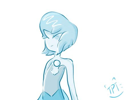 Blue Pearl by thepoptartcat