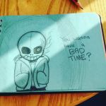 You wanna have a bad time? by singingaboutthesnow