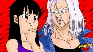 Pan x Trunks by desz19