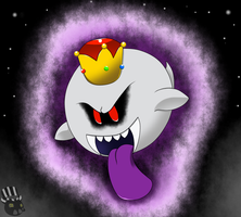 King Boo by TheOctoberScarf