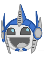 transformers prime smile by uniquecomicfreak2580