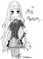 Miss Murder by electrokinetic