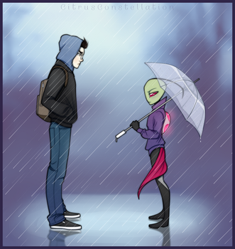 Here to Stay by CitrusKissed