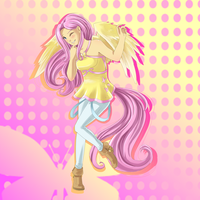 Fluttershy by HylianGuardians