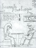 Laugh Out Legaia S4 E9 by Laegreffon