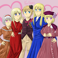 APH - Fem Nordics by Okkefac