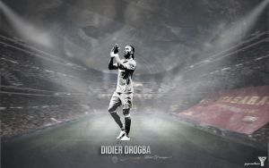 Didier Drogba by bluezest1997