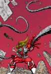 Omega Red by Hafique84